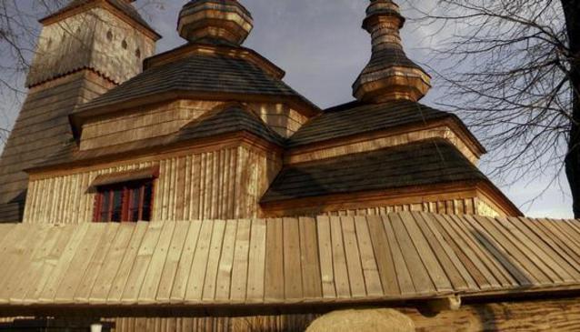 Wooden Church Ladomirová