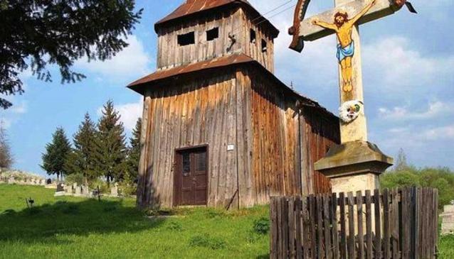 Wooden Church ?migovec