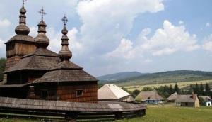 Wooden Church Nová Polianka