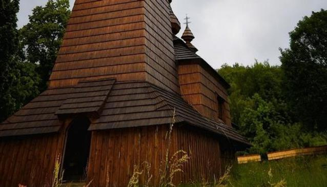 Wooden Church Potoky