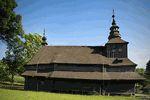Wooden Church Rusky Potok