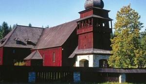 Wooden Church Svätý Krí?