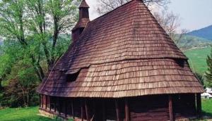 Wooden Church Topo?a