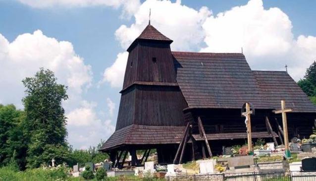 Wooden Church Trnové