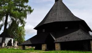 Wooden Church Tvrdo?ín