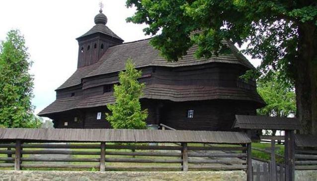 Wooden Church Uli?ské Krivé