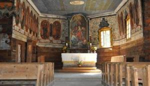 Wooden Church Zuberec