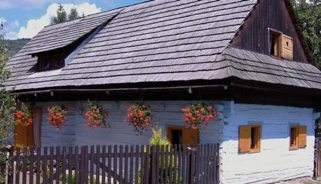 Wooden Cottages of Rejdová
