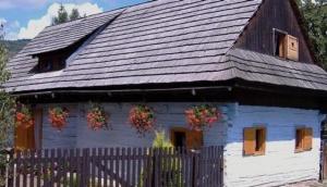 Wooden Cottages of Rejdová