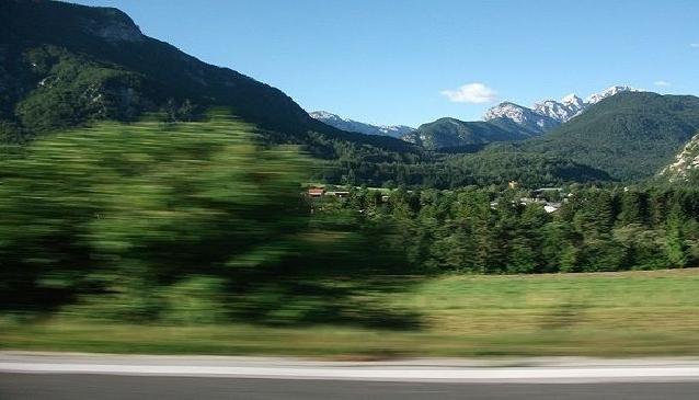 Discovering Slovenia