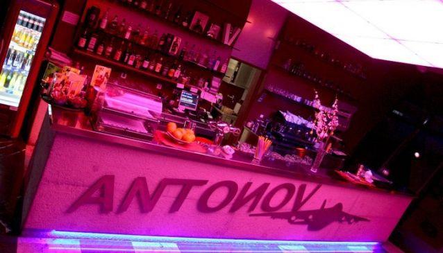 Antonov Lounge bar