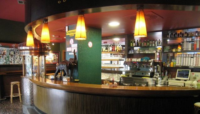 Bangladesh caffe bar
