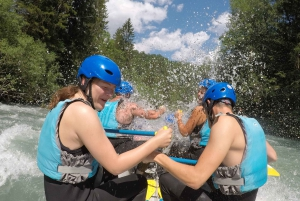 Bled: 3-Hour Family-Friendly Rafting Adventure