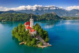 Bled and Bohinj Alpine Lakes Tour from Ljubljana
