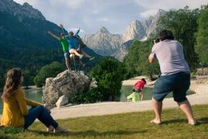 Bled: Emerald River Adventure with Rafting Full-Day Tour