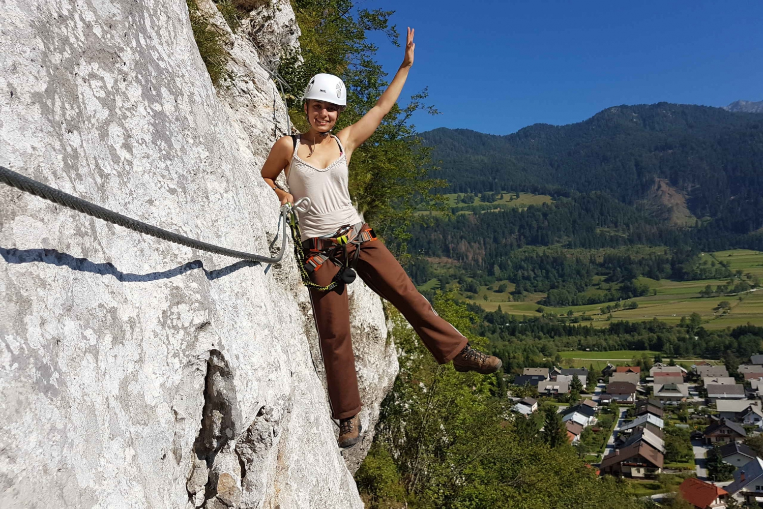 Bled: Historical Via Ferrata Route