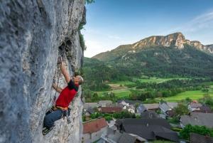 Bled: Rock Climbing Adventure