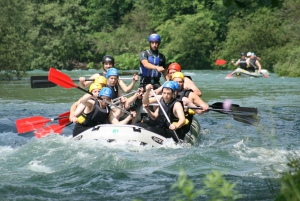 Bled Slovenia: 3–Hour Rafting Experience