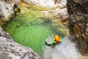 Bovec: 4-Hour Canyoning Adventure