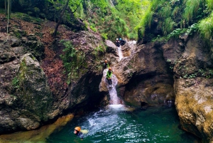 Bovec: Canyoning for Beginners Experience