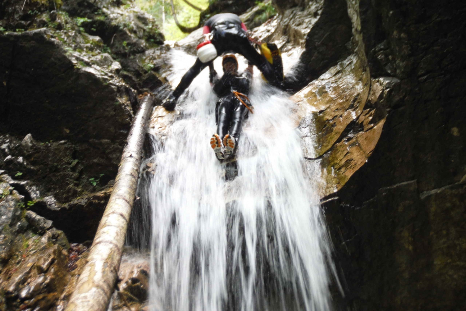 Bovec: Canyoning in Triglav National Park Tour