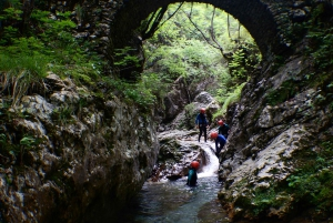 Bovec: Exciting Canyoning Tour in Sušec Canyon