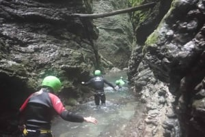 Bovec: Extreme Canyoning Experience