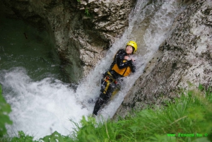 Bovec: Half-Day Canyoning Trip