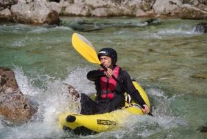 Bovec: Half-Day Kayaking Trip Down the Soča