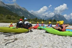Bovec: Kayak School On Soca River