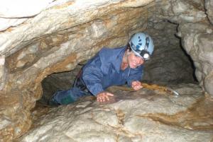 Bovec: Mounatin Caving Adventure