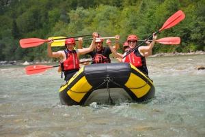 Bovec: Soca River Whitewater Rafting