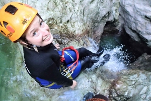 Bovec: Sušec Canyon Canyoning Experience