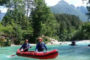 Bovec: Whitewater Canoeing on the Soča River
