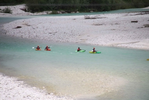 Bovec: Whitewater Kayaking on the Soča River