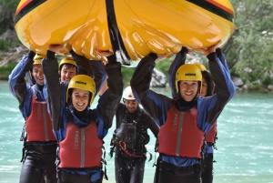 Bovec: Whitewater Rafting on Soca River