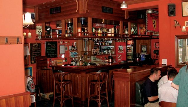 Buldog bar