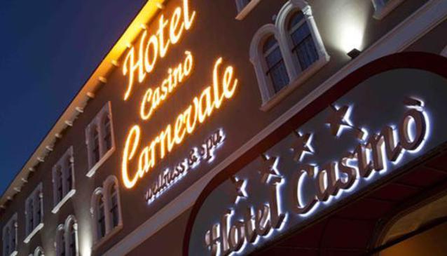 Casino Hotel Carnevale Wellness & Spa