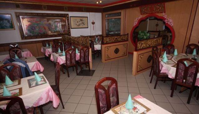 Cesarska hisa kitajska restavracija