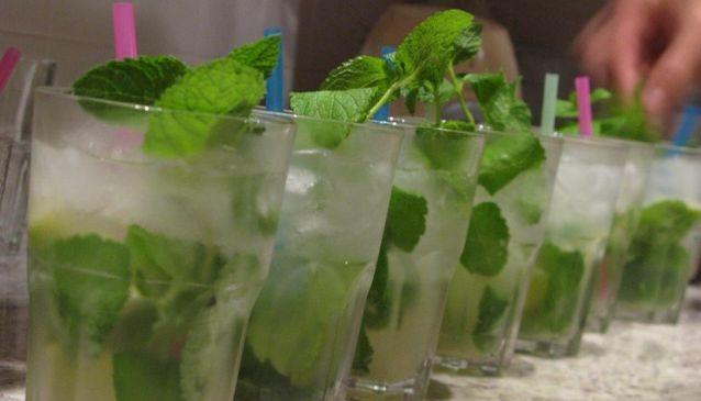 Cocktail bar Copacabana