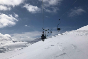 Day Skiing with Instructor: Vogel Ski Center from Bled