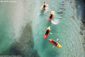From Bovec: 2-Hour Kayak Course on the Soča River