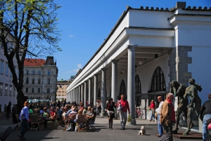 From Koper: 5-Hour Ljubljana Sightseeing Tour