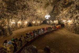 From Koper: 5-Hour Tour to Postojna Cave & Predjama Castle