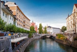 From Koper: Day Trip to Lake Bled & Ljubljana