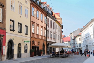 From Koper: Full Day Tour to Lake Bled and Ljubljana