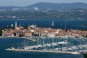 From Koper: Half-Day Hop-on Hop-off Style Coast Tour