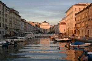 From Koper: Half-Day Tour to Trieste & Miramare Castle
