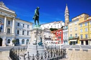 From Koper: Piran and Panoramic Slovenian Coast Tour