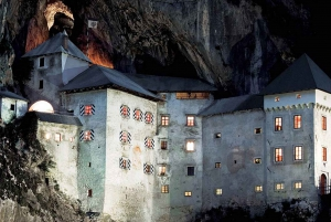 From Koper: Postojna Cave and Predjama Castle Tour